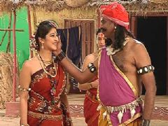 On the Sets of Devon Ke Dev Mahadev