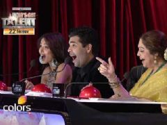 India Got Talent Season 4 - Making