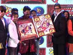 Music Launch Of Film Ata Pata Laapata