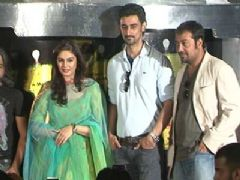 Anurag Kashyap, Kunal Kapoor and Huma Qureshi Hunt for Chicken Khurana Recipe