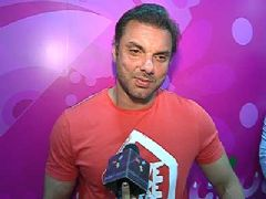 Sohail Khan at Frutilicious's opening Event