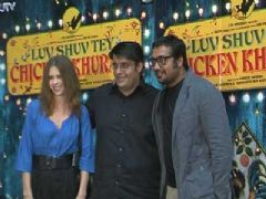 Special Screening of Movie Luv Shuv Tey Chicken Khurana