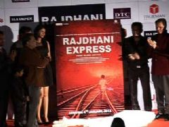First Look Launch Of Movie 'Rajdhani Express'