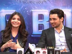 Imran and Anushka in Bigg Boss season 6 to promote their film Matru Ki Bijlee Ka Mandola