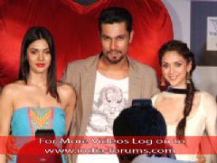 Music success bash of Movie Murder 3