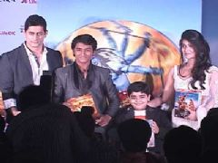 Dvd launch of Life OK's show Devon Ke Dev. Mahadev