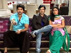 Aakash & Meera try to make Prithvi jealous in Junoon!