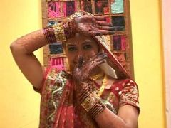 Bharti's Wedding in Sanskaar - Dharohar Apnon Ki