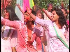 Reunion, Dance, Holi Celebration for Ayan, Asad and Zoya