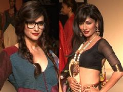 Prachi Desai,Chitrangada Singh On The ramp LFW 2013