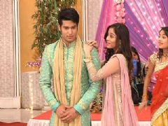 Roka ceremony of Aaradhya and Rahul in Dil Ki Nazar Se Khoobsurat