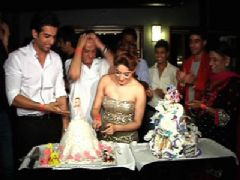 Jai - Mahhi celebrates Mahhi's Birthday and Nach Baliye win