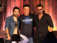 Launch of the song 'Ala Re Ala' from Shootout At Wadala