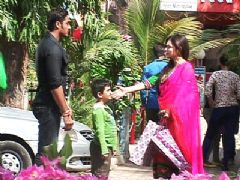 Madhubala Ek Ishq Ek Junoon on location