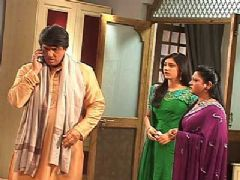 On the Sets of Pyaar Ka Dard Hai Meetha Meetha Pyaara Pyaara