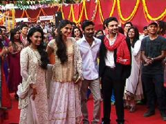 Promotion of Movie Raanjhnaa