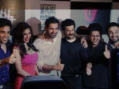 Success Party of Movie Shootout At Wadala