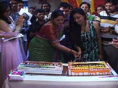 Celebration time for the show Madhubala-Ek Ishq Ek Junoon on completion of 1 Year