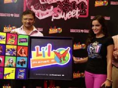 Shazahn Padamsee at Monster High Launch