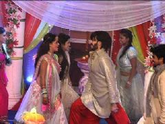 Nanhi and Beera's Sangeet Ceremony in Na Bole Tum Na Maine Kuch Kaha Season 2