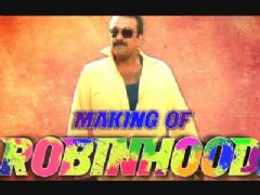 Making Of Robinhood Song-Banda Too Good Hai!