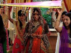 Wedding bells for Preeti in Pyaar Ka Dard Hai....