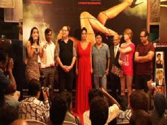 'Supermodel' first look launched by Veena Malik