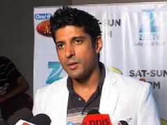 Farhan Akhtar on 'Dance India Dance Super Moms'