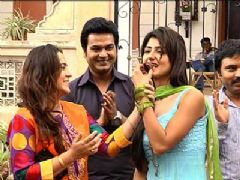 Nikita Sharma celebrates her Birthday on the sets of Do Dil Ek Jaan