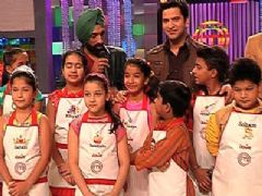First look of Junior Masterchef India