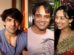 Telly stars welcome GANPATI at their home