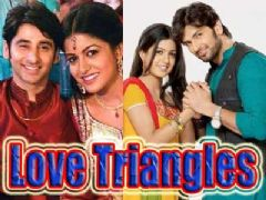 Love Triangles in TV Shows