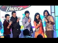 Press Conference of Zee TV's popular dance show 'Dance India Dance 4'