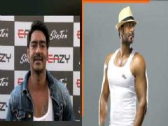 Ajay Devgn talks about his shoot for Sirtex Ezay advertisement
