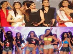 Prachi Desai At Grand Finale Of Kamasutra Miss Maxim 2014
