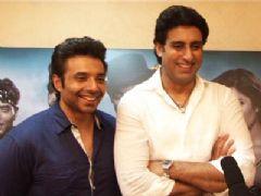 DHOOM 3 interview with Abhishek and Uday Chopra