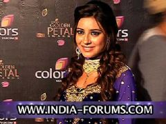 Red Carpet of Golden Petal Awards