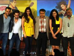 First Look Launch of Movie One By Two