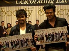 Sonu Nigam and Manish Paul unveil Special Edition of Society Young Achievers Awards