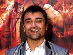 Interview with Ajaz Khan for Bigg Boss Saath 7