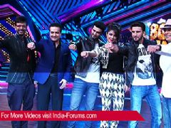 Priyanka, Ranveer and Arjun's fun unlimited - Gunday