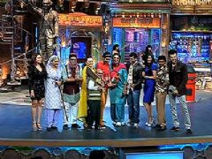 Launch of the new show Mad In India