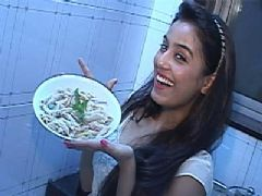 Srishty Rode's Cooking Segment