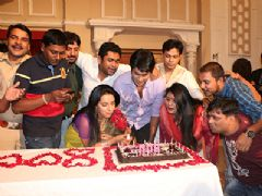 Celebrations on the sets of Niyati for completing 800 episodes!