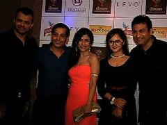 Television pals unite for the launch of Gaurav Gera's new venture