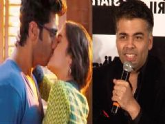 I Love Kiss - Karan Johar