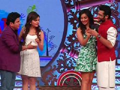 Jeannie and Juju learns Romantic lesson from Jackky Bhagnani and Neha Sharma