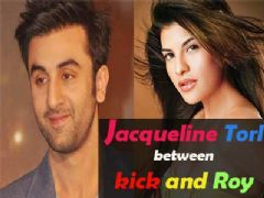 Jacqueline Torl between Kick and Roy