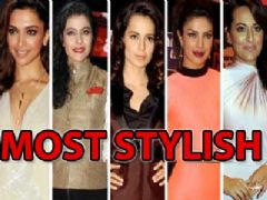 HT Mumbai Most Stylish Awards 2014