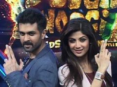 Shilpa Shetty and Harman Baweja promote Dishkiyaoon on Boogie Woogie